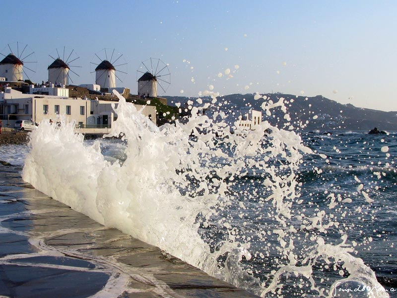 Mikonos - Grcka - Foto: Flickr-L-Richard-Martin-Jr