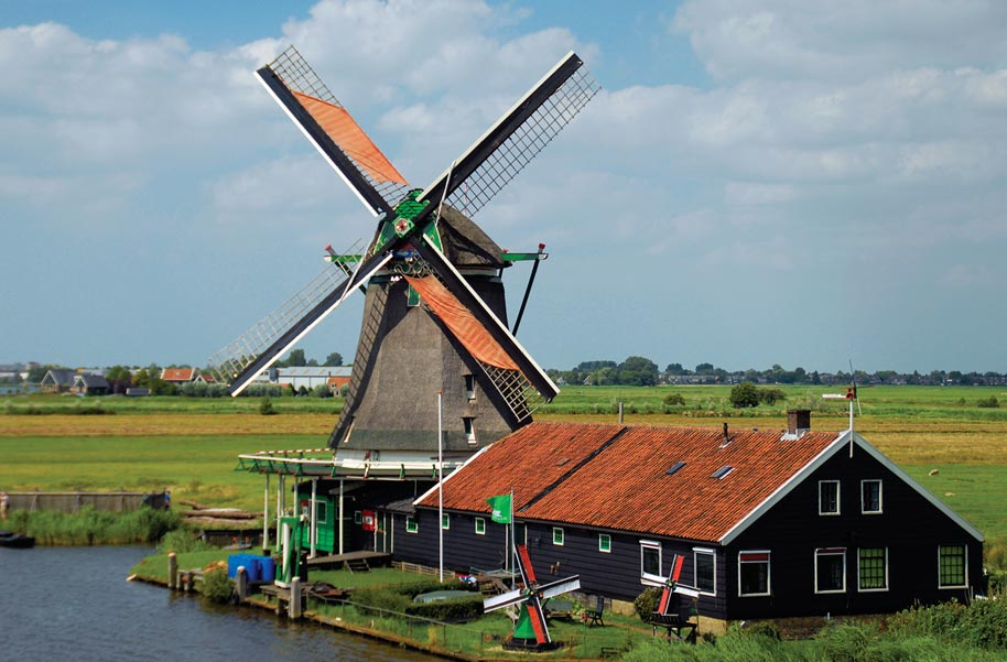 Holandija Putovanja 2019 Nizozemska Cena Aranzmana Holandija