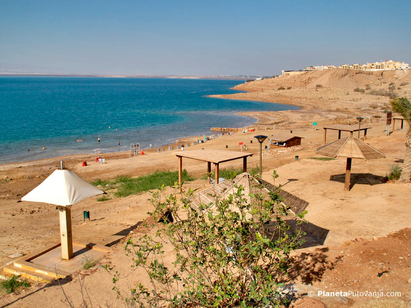 mrtvo more mapa Mrtvo More Izrael   Jordan | Gde se nalazi Mrtvo More salinitet  mrtvo more mapa