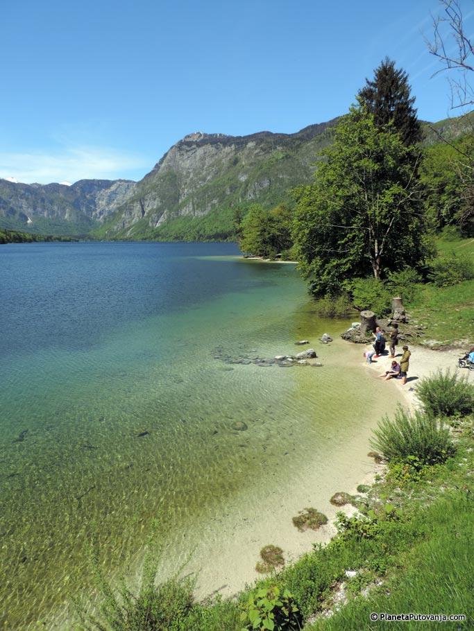 Bohinjsko Jezero Slovenia  City new picture : Bohinjsko jezero Nadmorska visina Bohinjskog jezera Nadmorska ...