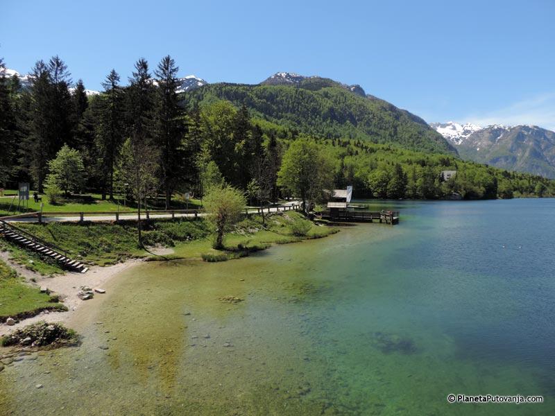 Bohinjsko Jezero Slovenia  city photos : Bohinjsko jezero Nadmorska visina Bohinjskog jezera Nadmorska ...