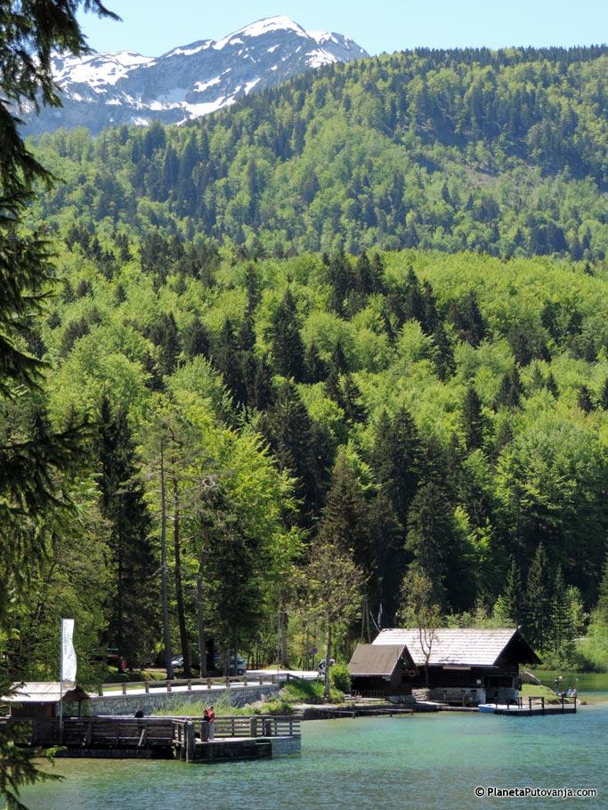 Bohinjsko Jezero Slovenia  city images : Bohinjsko jezero Nadmorska visina Bohinjskog jezera Nadmorska ...