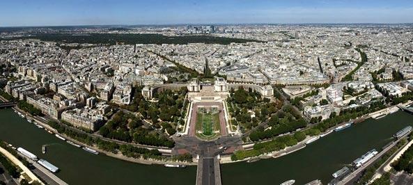 Mapa Pariz Mapa Pariza Grad Pariz Mapa Francuske Pariz