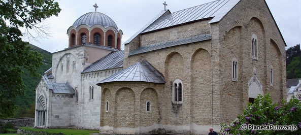 Mapa Manastiri Srbije Srbija Mapa Manastira U Srbiji Mapa